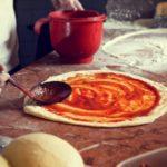 przepis na cienka pizze